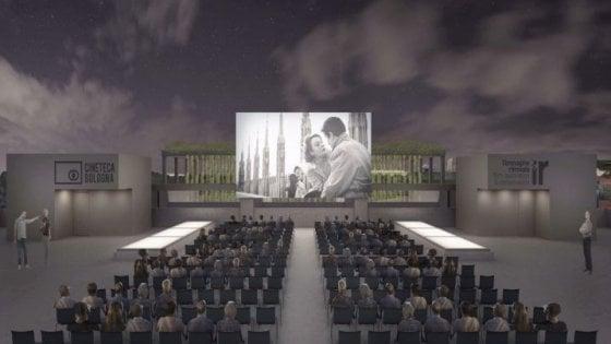 Il nuovo archivio della Cineteca di Bologna intitolato a Zangheri