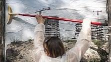 Bologna, la street art sui cambiamenti climatici. I poster di Cheap a firma di Michele Lapini suonano la sveglia: è global warning