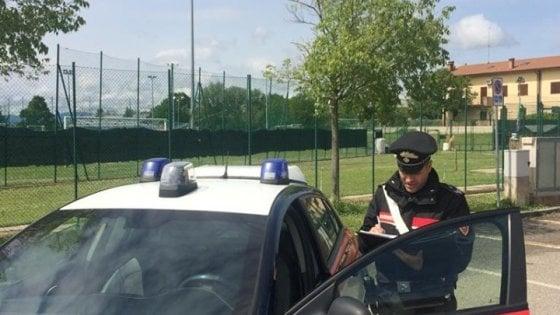 Rissa in campo a Imola durante una partita Juniores: gara sospesa