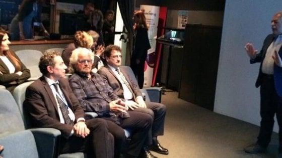 Spunta Grillo al Cineca di Bologna