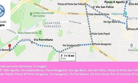 Giro d'Italia a Bologna: la seconda tappa è un omaggio a Bartali e a Montanelli