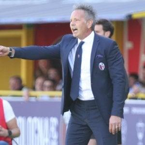 """Bologna-Parma, Mihajlovic: """"Se vinciamo siamo salvi, la squadra mi chiede di restare"""""""