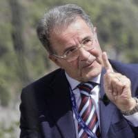 Bologna, le Europee di Prodi: