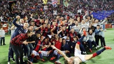 Bologna, finale in gloria: Napoli battuto 3-2  Decimo posto ipotecato, Saputo promette