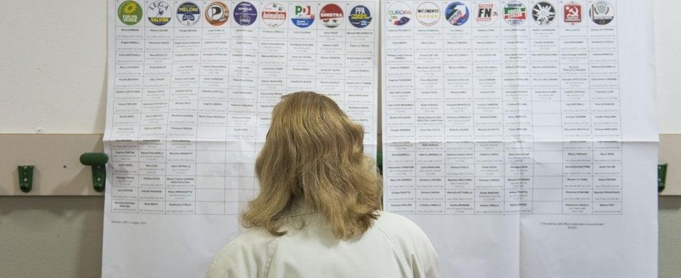 Elezioni europee: la Lega è prima anche in Emilia-Romagna, il Pd tiene, crolla il M5s