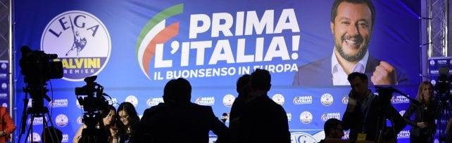 Elezioni europee: la Lega è prima anche in Emilia-Romagna, il Pd regge, crollo M5S