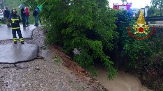 Allerta meteo per i fiumi Secchia e Panaro nel modenese