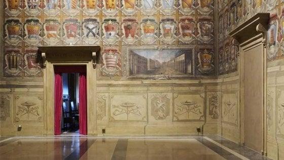 Storia e memoria: le meraviglie della Sala Urbana nel palazzo comunale di Bologna