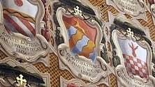 Le meraviglie della Sala Urbana di Palazzo d'Accursio