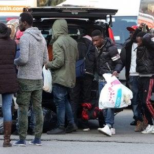 L'esodo dei migranti, altri 600 a rischio