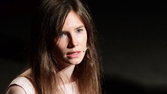 """Amanda: """"Guede uccise Meredith, io trattata da mostro volevo suicidarmi. Vorrei incontrare il pm. In Italia ho paura"""""""