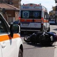 Bologna, calano gli incidenti sulle strade. Ma più vittime tra i pedoni