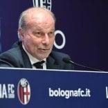 """Sabatini, nuovo dt Bologna: """"Sarà una bolla di gioia è la mia sfida finale:  voglio tutto qui e subito"""""""