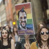 Cantando sotto la pioggia, il Pride a Bologna