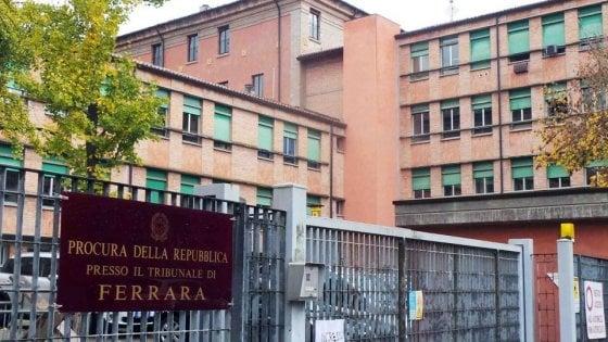 Muore dopo una frattura al femore: inchiesta a Ferrara