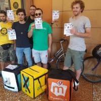 L'Emilia Romagna approva la legge: più tutele per i rider