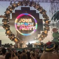 Arriva il Beach tour di Jovanotti a Rimini: esposto in procura degli ambientalisti