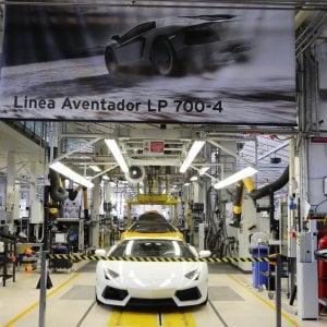 Lamborghini, accordo sindacale all'avanguardia
