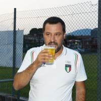 """Salvini: """"Nigeriano con esplosivo libero, vergogna"""""""