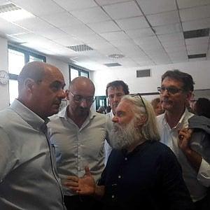 """Zingaretti; """"Il Pd non c'entra con Bibbiano: partite altre querele contro gli sciacalli come Di Maio"""""""