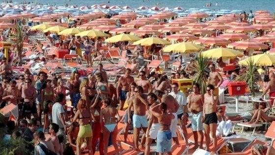 Turismo, la Riviera romagnola s'inceppa: -2% tra maggio e luglio