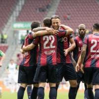 Domenica a Pisa il Bologna debutta in Coppa Italia