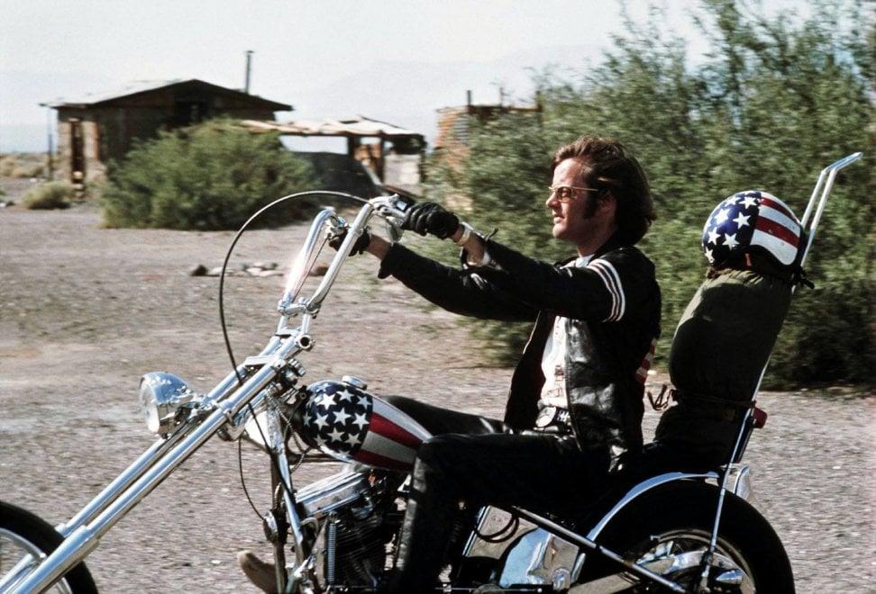 Addio Peter Fonda, a Bologna in anteprima Easy Rider restaurato