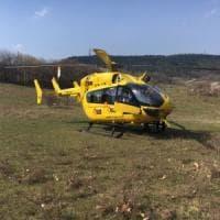 Appennino emiliano, escursionista colpito da arresto cardiaco
