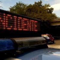 Incidente in A1: muore motociclista. Code, poi la situazione si sblocca