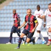 Coppa Italia, Bologna travolgente a Pisa (3-0) telecomandato da Sinisa