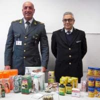 Sequestrate all'aeroporto di Bologna centinaia di farmaci sbiancanti e contro