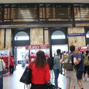 Persona travolta dal Frecciabianca, ripresa circolazione su un tratto della Bologna-Rimini