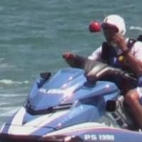 Figlio di Salvini su moto d'acqua della polizia, la procura di Ravenna apre