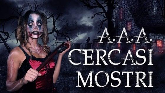 """""""A.a.a. cercansi mostri"""", a Mirabilandia lavoro per 400 zombie"""