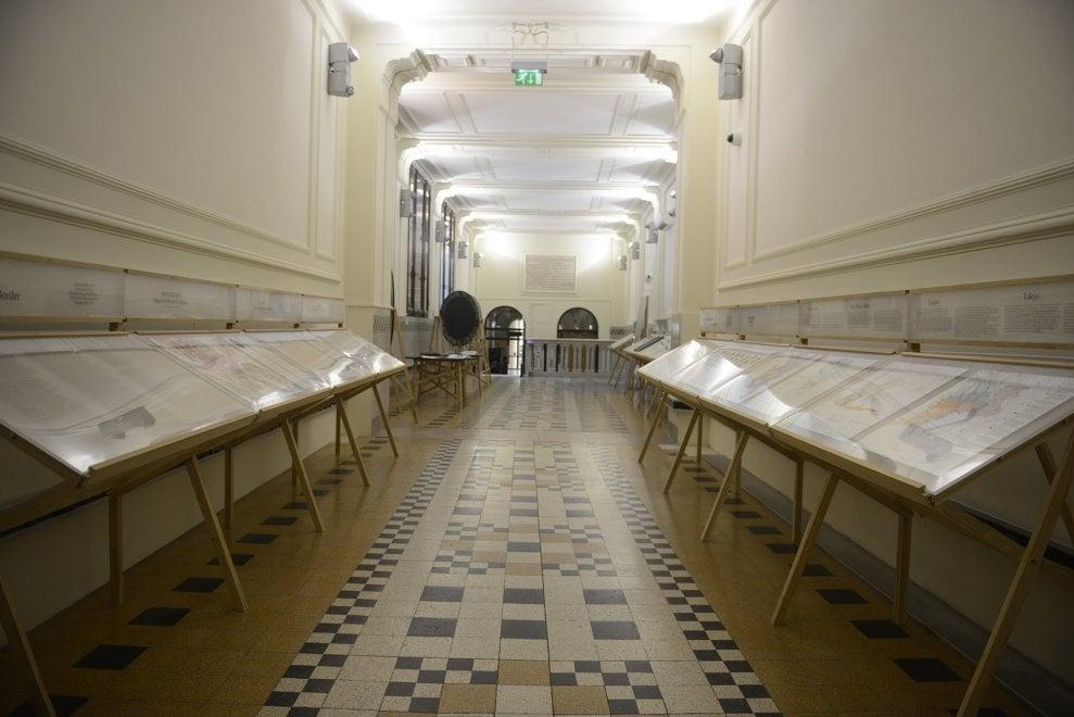 Bologna, Salaborsa si trasforma: nel corridoio Bramante la città che cambia