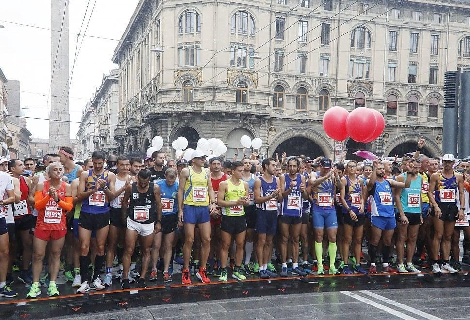 Run Tune Up, correndo sotto la pioggia
