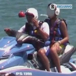 Moto d'acqua polizia, procedimento avviato contro l'agente che fece salire Salvini jr