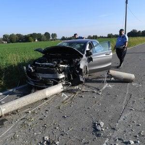 Incidenti mortali in aumento in Emilia-Romagna