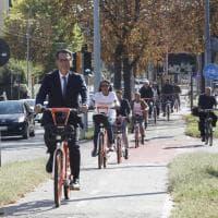 A Bologna sbarcano le Mobike a pedalata assistita