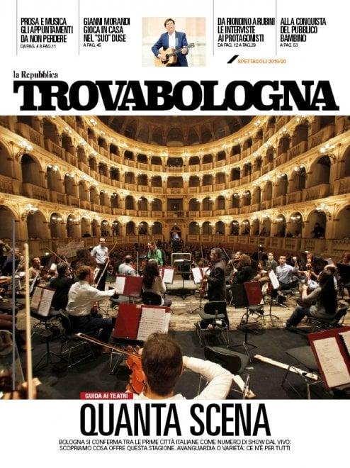 Giovedì il TrovaBologna gratis con Repubblica: la guida ai teatri