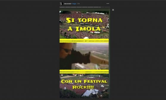 Vasco Rossi torna a Imola e forse arrivano anche i Pearl Jam