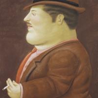 I corpi pieni di Botero, la sua prima personale a Bologna