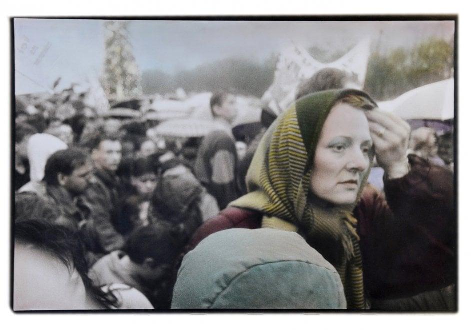 """Mostre Bologna, """"Berlin, Brandenburger Tor 1989"""": scatti di memoria"""