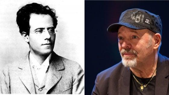 Mahler e Vasco, anche i musicisti hanno un cuore