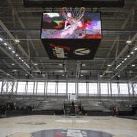 """Ecco la Virtus Arena. Zanetti: """"E nel 2022 avremo quella fissa da 16 mila posti"""""""