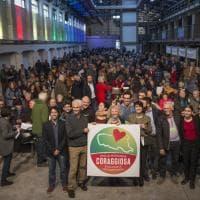 """Vasco Errani ed Elly Schlein: l'identità della sinistra è una lista """"Coraggiosa"""""""