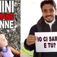 """No alla violenza sulle donne, a Granarolo gli uomini ci mettono la faccia: """"Io ci sarò. E tu?"""""""