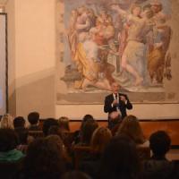 Il presidente del Portogallo e l'elogio dell'Alma Mater: