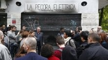 """Librerie solidali  con la """"Pecora elettrica"""""""