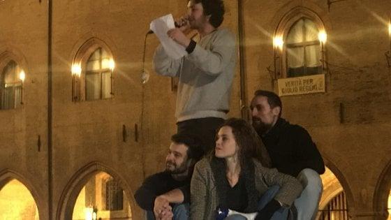 I quattro giovani che hanno battuto Salvini riempiendo la piazza di sardine